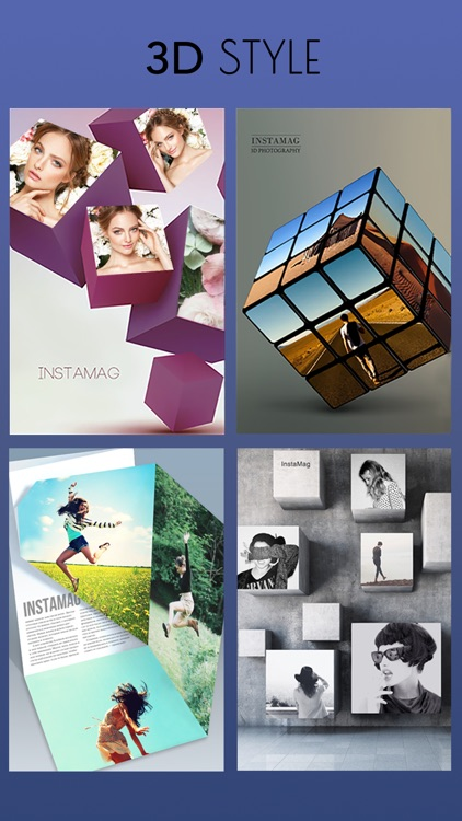 InstaMag - Free Pic and Photo Collage Maker screenshot-3
