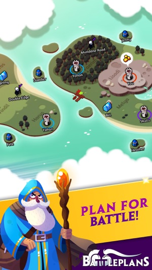 Battleplans - #1 Battle Strategy & Defense Game Screenshot