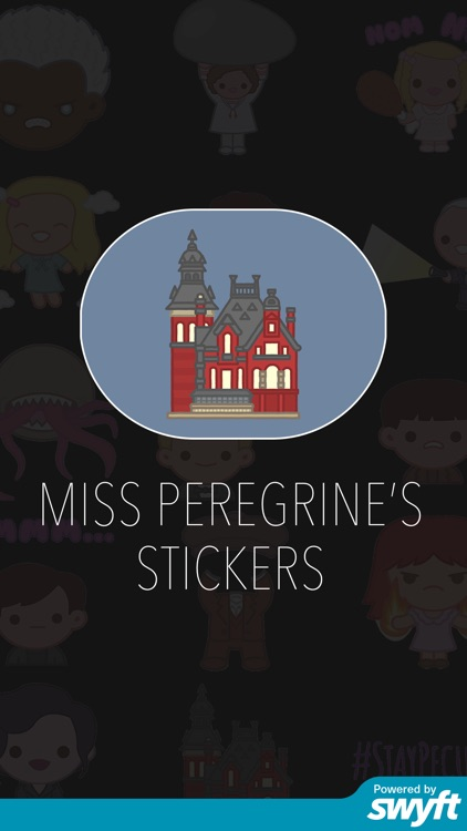 Miss Peregrine's Emoji screenshot-0