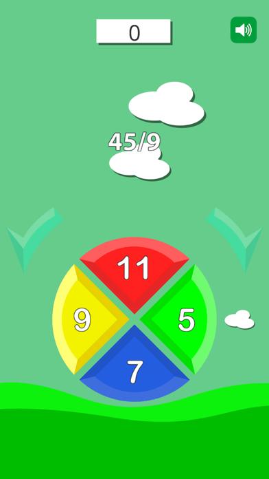 Quarter Divide screenshot one