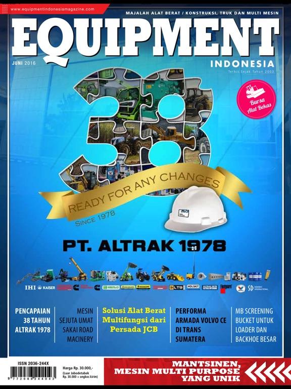 Equipment Indonesia iPad