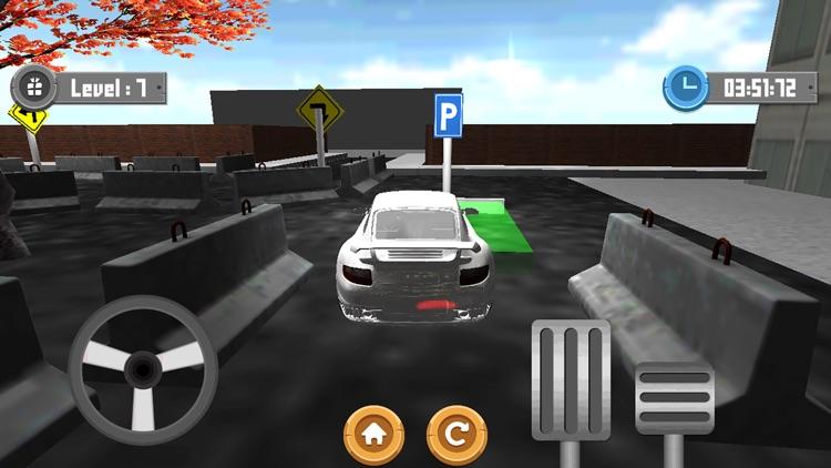 Car Parking Race 3D screenshot-4