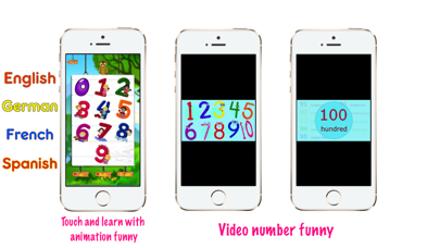 Number Learn Baby Count To 100 screenshot one