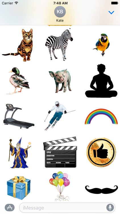 AddASticker Free Series screenshot-2