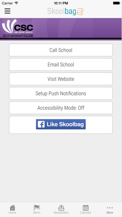 Colac Secondary College - Skoolbag screenshot-3