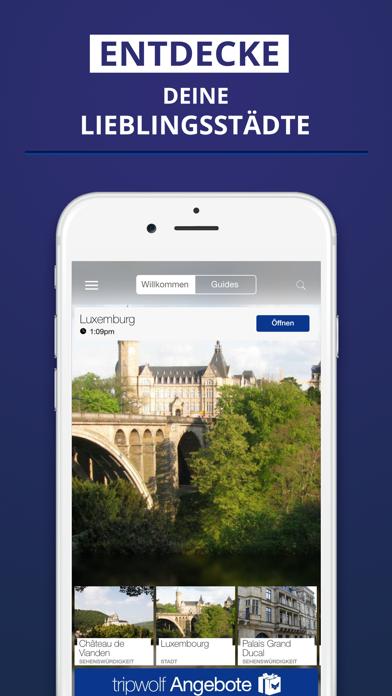 Luxemburg - Reiseführer & Offline Karte