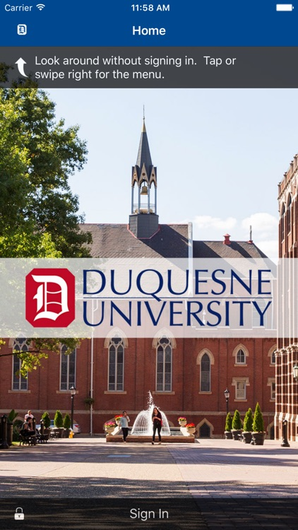 Duquesne U screenshot-0