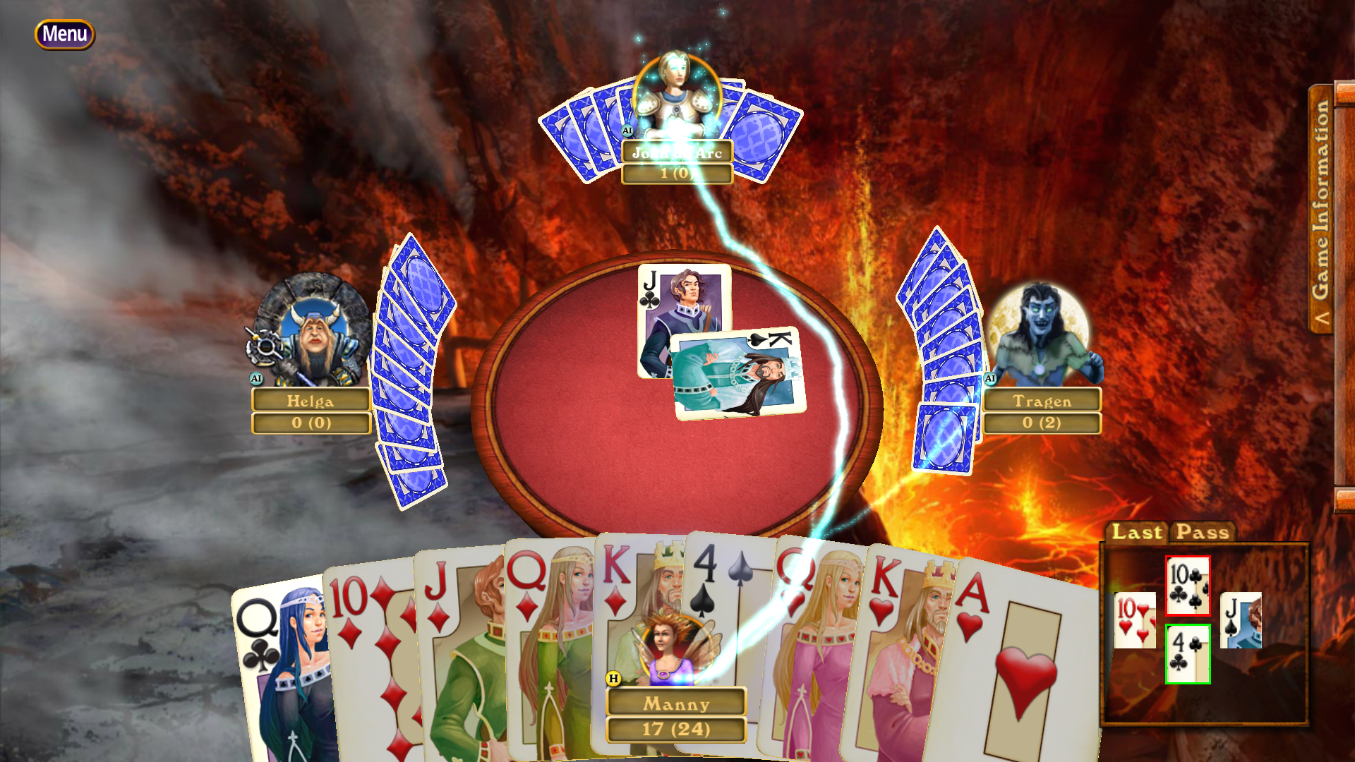 Hardwood Hearts Pro screenshot 12