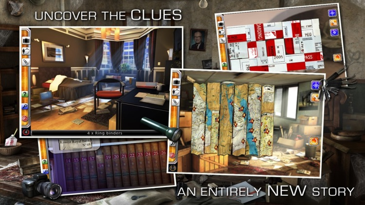 Criminal Investigation Agents  - Petrodollars – A Hidden Object Adventure screenshot-4