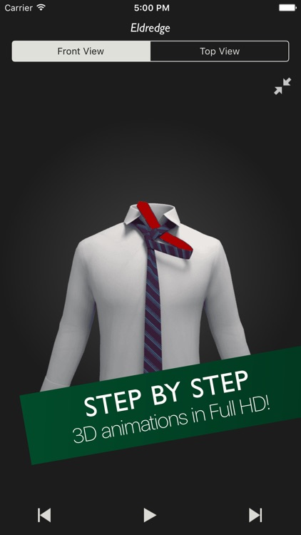 Perfect Tie - How to Tie a Tie