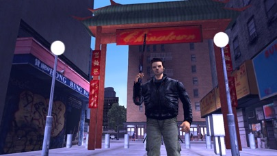 Screenshot for Grand Theft Auto III in France App Store