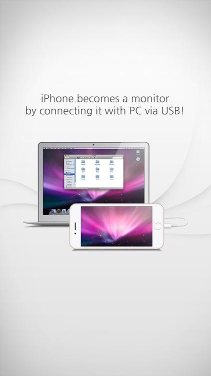 TwomonUSB - Dual Monitor, Extended Display, Twomon