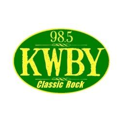 KWBY 98.5 FM Radio - Dublin, Texas