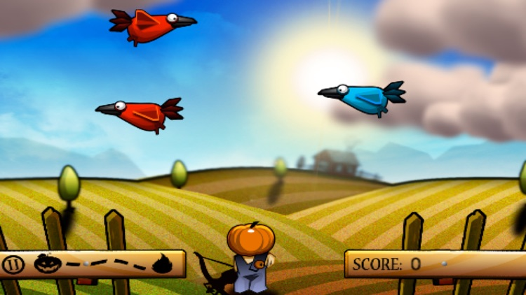 Shoot The Birds With Your Crossbow screenshot-3