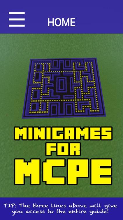 Minigames Servers For Minecraft Pocket Edition
