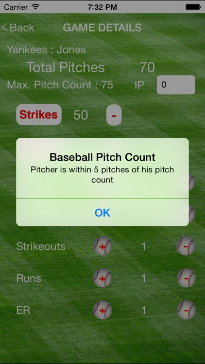 Pitch Counter Deluxe