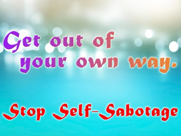 End Self-Sabotage: Create Confidence and Success with Hypnosis & Guided Meditation by Erick Brown screenshot-0