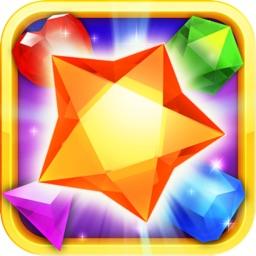 Gem Mania:Diamond Match Puzzel