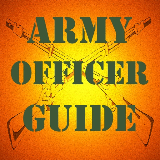 Army Officer Guide