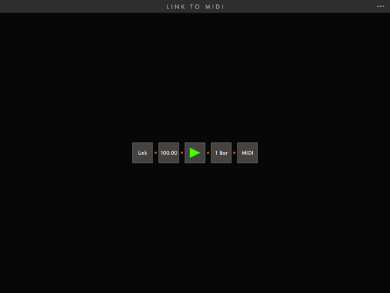 Screenshot #4 pour Link to MIDI