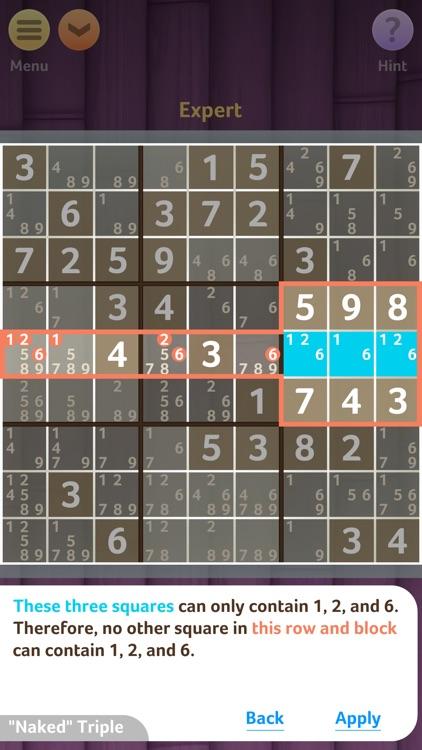 ⋆Sudoku+ screenshot-3