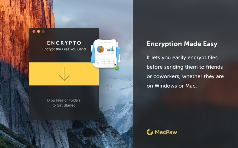 Encrypto  for Mac