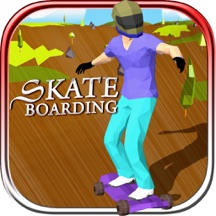 Skate Boarding - Fun Game