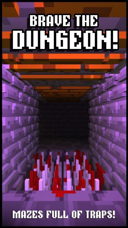 Hammer Bomb - Creepy Dungeon Mazes!