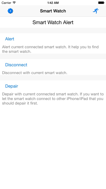 Smart Watch Notice