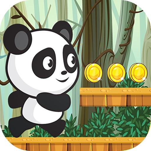 Jungle Panda Run World iOS App