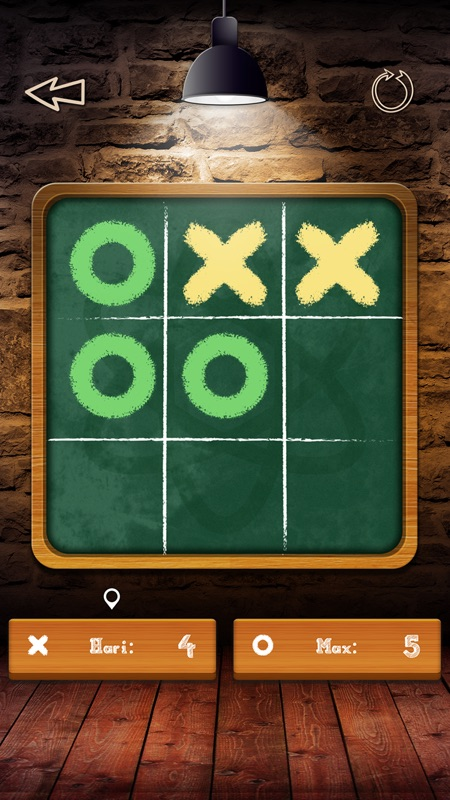 Tic Tac Toe Free Glow 2 Player Online Multiplayer Board Game With Friends Online Game Hack And Cheat Gehack Com