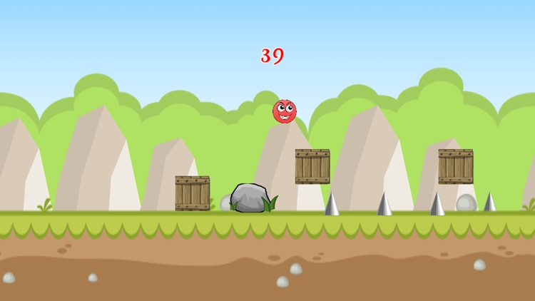 New Red Ball Volume Dash 4 free screenshot-3