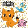 Learning Name of Animal In English Language Games For Kids or 3,4,5,6 to 7 Years Olds