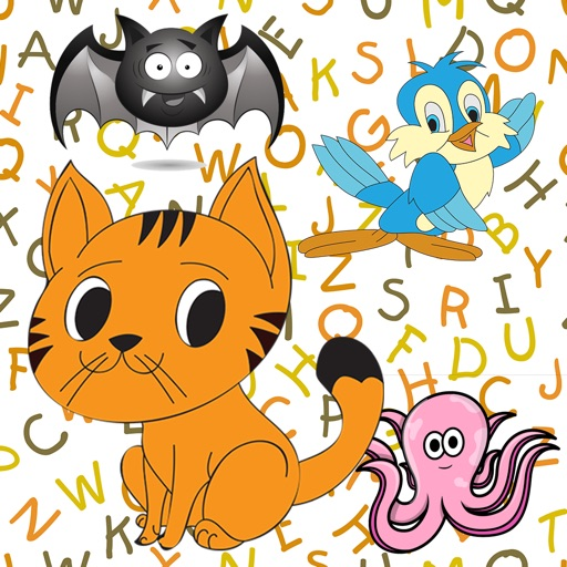 Learning Name of Animal In English Language Games For Kids or 3,4,5,6 to 7 Years Olds iOS App