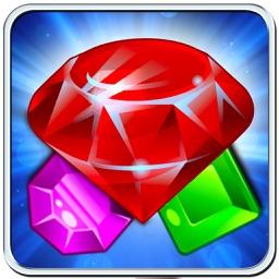 Jewels Adventure- Magic Jewels