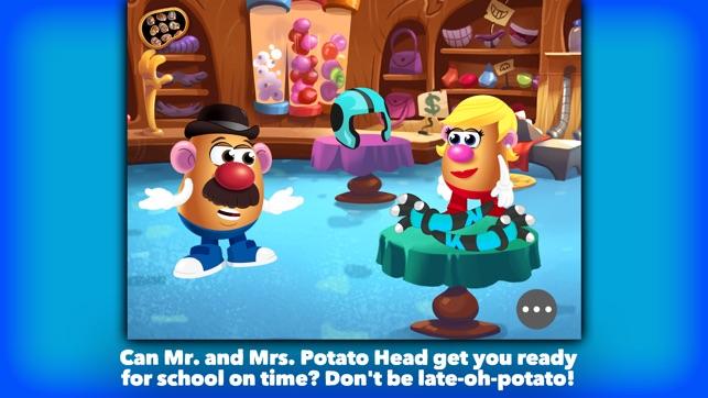 MR. POTATO HEAD:  CORRIDA PARA A ESCOLA Screenshot