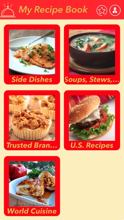 My Recipe Book App screenshot-3