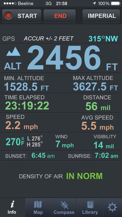 Altimeter Pro A.C.T screenshot-0