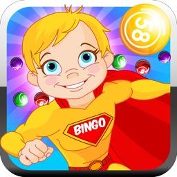 Super Spy Bingo - Bingo Game