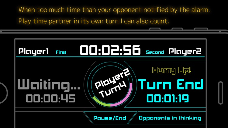 TCG Clock screenshot-1