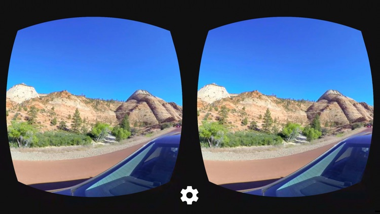 VR Zion National Park 360° Video screenshot-2