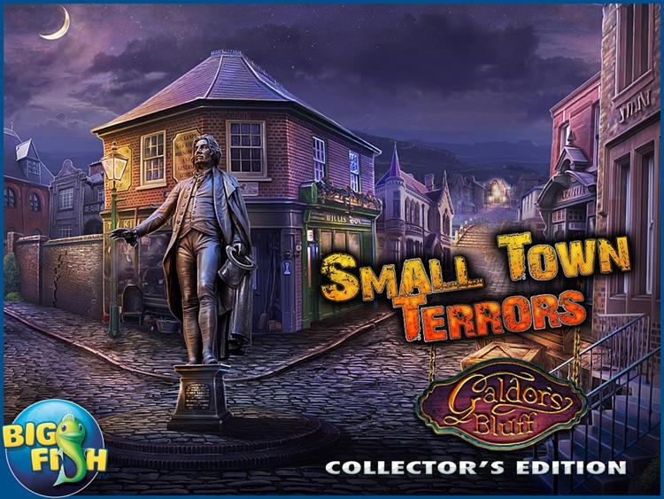 Small Town Terrors: Galdor's Bluff HD - A Magical Hidden Object Mystery (Full) screenshot-4