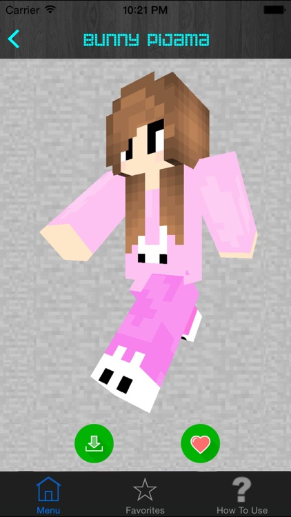 Girl Skins for Minecraft PE (Pocket Edition) - Best Free Skins App for MCPE.