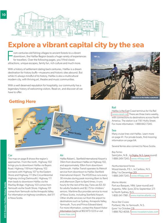 Greater Halifax Visitor Guide - Atlantic Canada's Largest Cityのおすすめ画像5