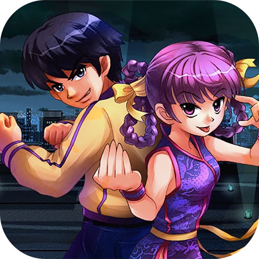 HK.Ninja-The classic action fighting game! icon