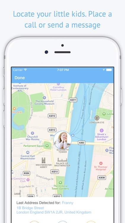 Track My Kid - Family GPS locator