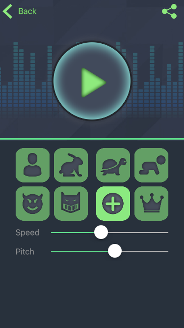 Voice Changer - Voice Modifier and Modulator App