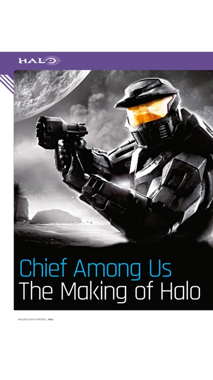 Golden Joysticks Presents: The Ultimate Guide to the Halo Universe