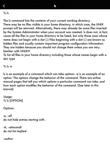 Unix/Linux CLI Commandsのおすすめ画像3