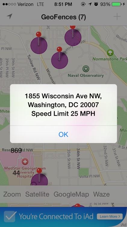 Speed Cameras Alert